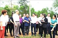 越南河江省与中国云南省文山州促进全面合作
