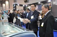 越南水产品实现可持续发展,力求在欧洲市场上站稳脚跟
