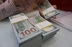 5月9日越盾兑美元中心汇率上涨5越盾
