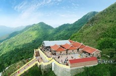广宁省领导同意扩建卧云-湖天文化历史遗迹区