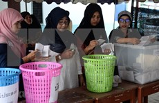 泰国11个小党声援人民国家力量党