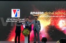 电子商务将越南品牌推向世界