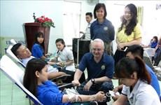 2019年太平洋伙伴计划在富安省开展医疗卫生帮扶活动