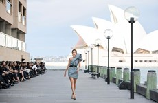 越南时装亮相澳大利亚
