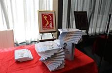 加拿大画家的胡志明主席主题画展在多伦多举行
