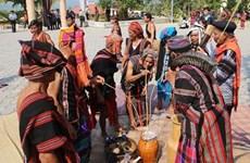 越老边境地区少数民族同胞在承天顺化省进行交流
