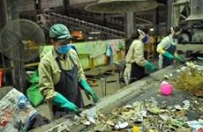 促进东南亚地区城市郊区和中小城市固体垃圾的管理