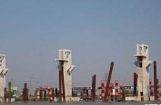 胡志明市:大力推进治水项目施工进度