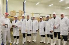 俄罗斯布良斯克州承诺为越南企业创造便利条件
