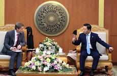 世界经济论坛向越南推出全球塑料行动合作计划