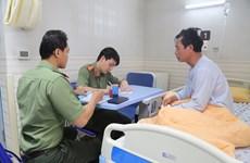 越南出入境管理局为病患者出国就医签发护照