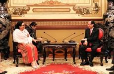古巴与越南加强配合  提升人民保健工作效率