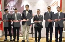 奥地利驻胡志明市大使馆商务代表处正式挂牌成立