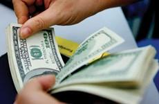 5月17日越盾兑美元中心汇率继续下降2越盾
