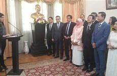 胡志明主席诞辰129周年纪念活动在埃及举行