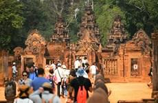 中国赴柬埔寨旅游人数继续增加