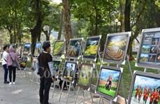 安沛省蒙族特色文化亮相首都河内