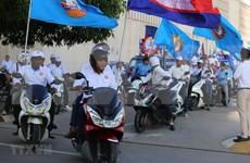 柬埔寨第三届地方选举设立228个投票站和5万个投票箱