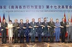 越南出席东盟——中国高官磋商