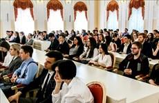 胡志明市精神遗嘱研讨会在俄罗斯圣彼得堡市举行