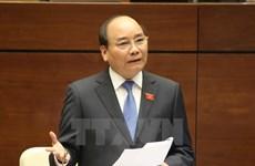 政府总理阮春福致信要求决心胜利落实2019年各项既定目标任务