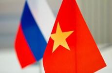 越俄经贸关系不断向前发展