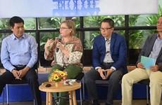 推动越南科技产品商业化