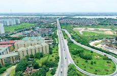 对河内建设总体规划进行局部调整