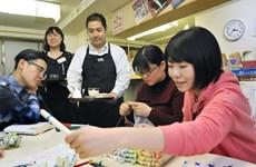 200多名越南人获得日本新居留签证
