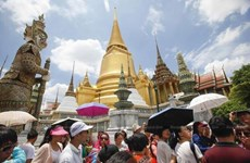 中美贸易摩擦不断升级  泰国旅游业其中'渔翁得利'