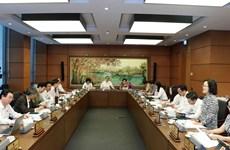 越南第十四届国会第七次会议:采取战略性措施 提高群众信任度