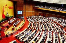越南第十四届国会第七次会议:征集《酒类危害防控法》的意见