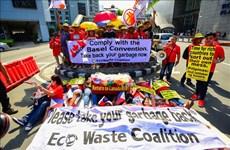 加拿大拨出近100万美元把垃圾从菲律宾运回国