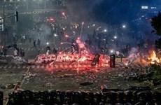 印尼公布大选结果引发骚乱  严重影响到经营活动