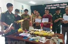 广治省:抓获涉嫌毒品犯罪的3名老挝籍嫌疑人