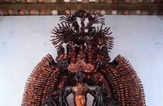 兴安省米楚寺观音像被列入越南国宝名录