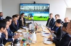 河内市在挪威寻找城市发展与管理领域的合作机会