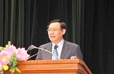 越南政府副总理王廷惠:根本革新会计和审计人力资源 满足融入时期要求