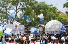 越南政府副总理武德儋出席2019年儿童行动月启动仪式