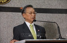 泰国前总理川·立派当选新一届国会下议院议长