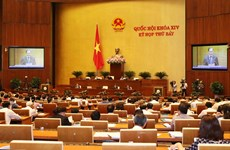 越南第十四届国会第七次会议公报(第六号)
