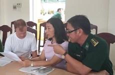 广治省:抓获被国际刑警组织发布国际通缉令的在逃犯