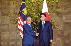 马来西亚与日本一致同意加强合作 确保亚太自由与开放
