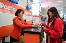 捷星太平洋将开通岘港至中国台北的直达航线