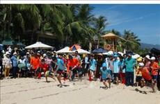 约600名残疾儿童参加第七次残疾儿童节