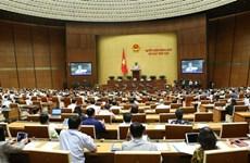 第十四届国会第七次会议:国会代表对2018年经济社会发展结果表示振奋