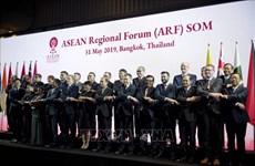 越南出席东盟地区论坛高官会