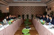 胡志明市与中国云南省加强多领域合作