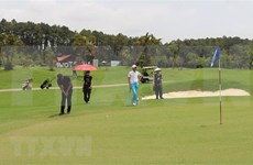 三大高尔夫公开赛将于今年7月在芽庄市举行