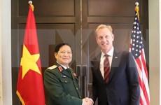 吴春历大将在第18届香格里拉对话会期间举行各场双边会晤